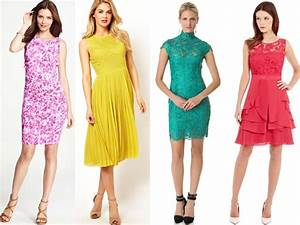 Wedding guest attire what to wear to a wedding part 2 for Formal dress for wedding guest