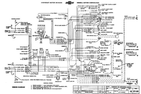 Alternator Wiring Diagram 1957 by 1955 1956 And 1957 Chevrolet Wiring Diagrams
