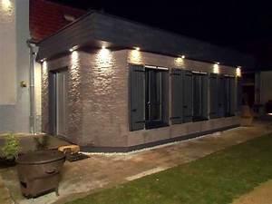 Spot Encastrable Exterieur Sous Toiture : clairage ext rieur maison luminaires lampadaires design lasablonnaise ~ Melissatoandfro.com Idées de Décoration