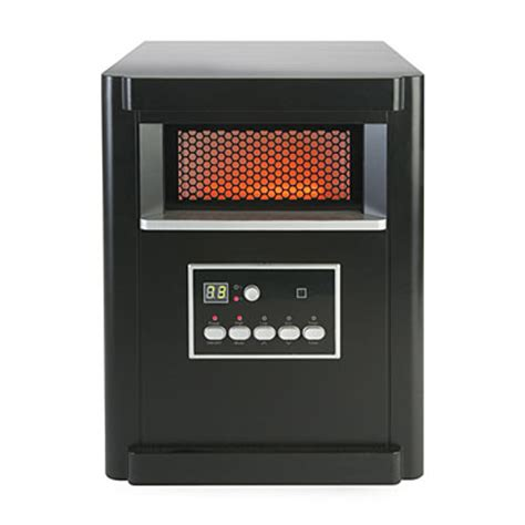 soleil infrared cabinet heater view soleil infrared heater deals at big lots