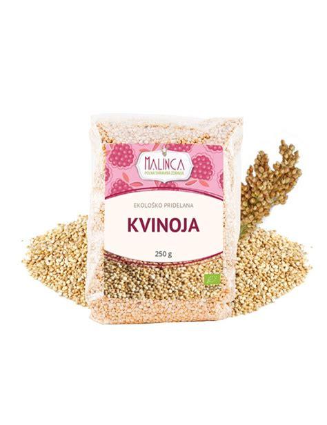 Kvinoja iz ekološke pridelave 250g | Malinca.si