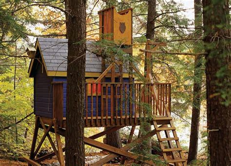 deluxe tree house plans woodwork city  woodworking plans