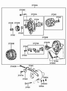 Hyundai Scoupe 1993 Engine Diagram