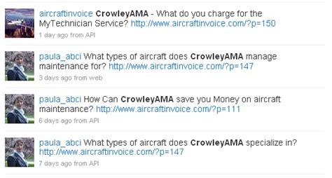 What Should Aviation Companies Be Doing With Twitter?