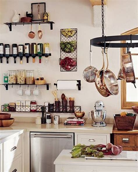 kitchen wall storage small and narrow kitchen spaces storage solutions with 3458