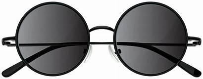 Round Transparent Sunglasses Clipart Glasses Yopriceville