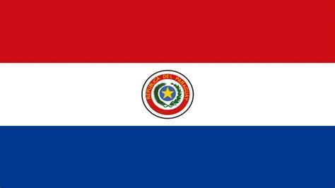 el escudo de la bandera de paraguay