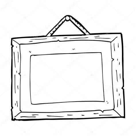 hanging file frame bilderrahmen stockvektor 38441055