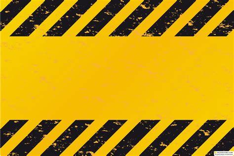 wallpaper border caution sign wallpaper wallpapersafari
