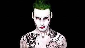Suicid Squad Joker : joker suicide squad body paint recreation youtube ~ Medecine-chirurgie-esthetiques.com Avis de Voitures