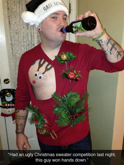 Best Ugly Christmas Sweater Contest Ideas And Images On Bing