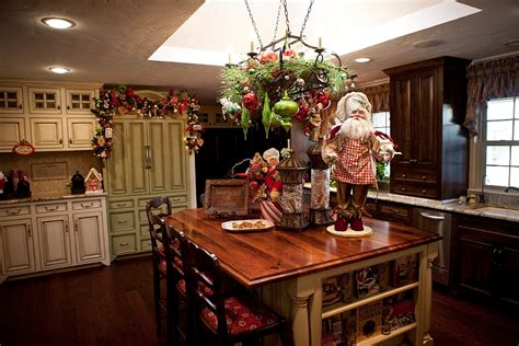 how to decorate your kitchen table christmas decorating ideas that add festive charm to your