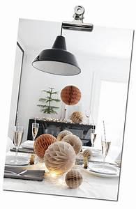 Idee Deco De Table Noel : table de no l 15 id es de d coration ~ Zukunftsfamilie.com Idées de Décoration