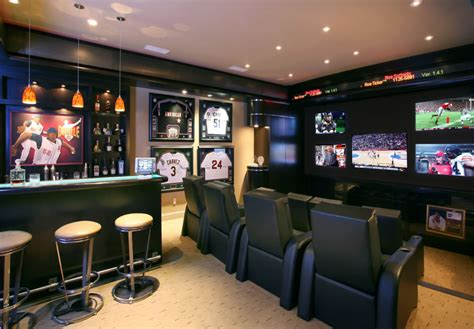 coolest man caves youll   fashionbeans