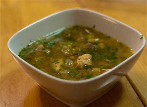 chicken tomatillo chili tomatillo chicken and white bean chili recipe daily unadventures in cooking
