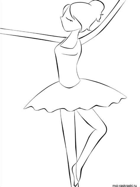 ballerina coloring pages   print ballerina