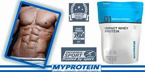 Myprotein Whey Review