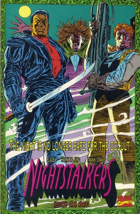 nightstalkers team comic vine