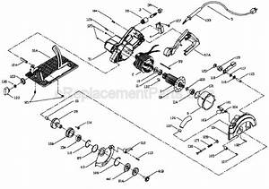 Porter Cable 843 Parts List And Diagram