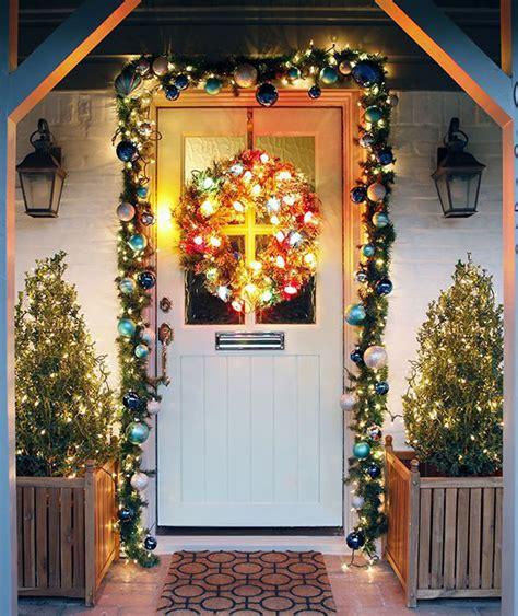 illuminating christmas outdoor lighting ideas betterhome