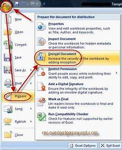 microsoft office password protection With microsoft encrypt documents