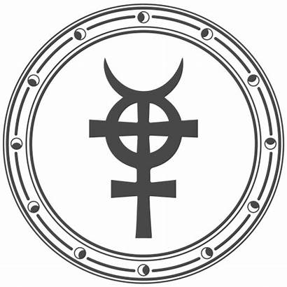 Sigil Transparent Gray Cropped
