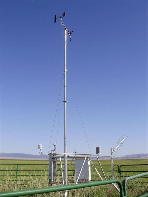 connection bureau distance remote automated weather station