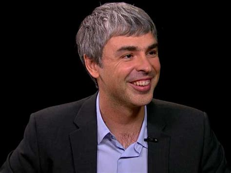 How Larry Page Came To Run Google