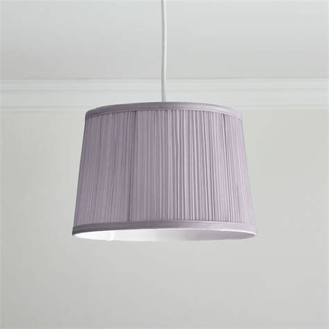 wallingford l and shade wilko pleated shade mauve at wilko com