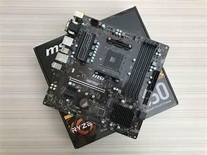 Msi B350m Pro