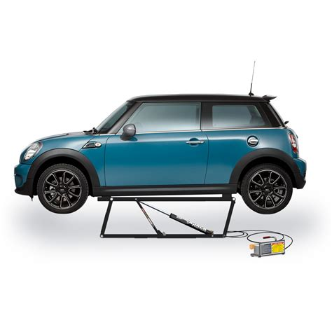 Car Portable by Vehicle Lifts 4 Home Quickjack Portable Car Lift
