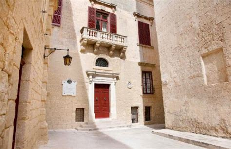 fire  mdinas palazzo de piro maltatodaycommt