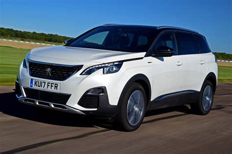 Peugeot 5008 Review by Peugeot 5008 Gt Line Review Pictures Auto Express