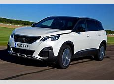 Peugeot 5008 GTLine review pictures Auto Express