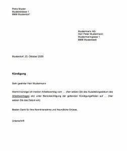 Kündigung Wohnung Schreiben : vorlage k ndigung muster und vorlagen kostenlos ~ Orissabook.com Haus und Dekorationen