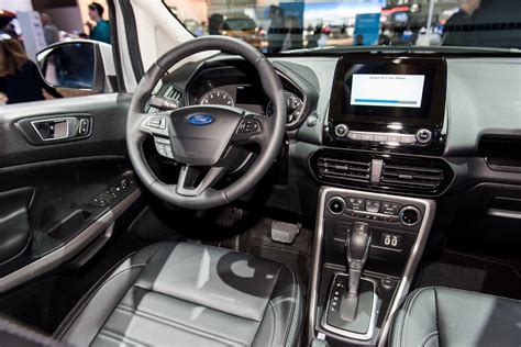 Five Things We Like About The Ford EcoSport   Ford Authority