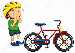 Boy Riding Bike Clipart – 101 Clip Art