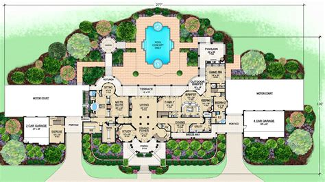 floor plans mansions mediterranean house plans with photos luxury modern floor