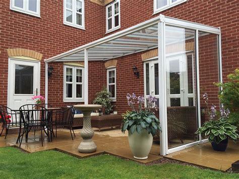 glass verandas gallery  samson awnings terrace covers