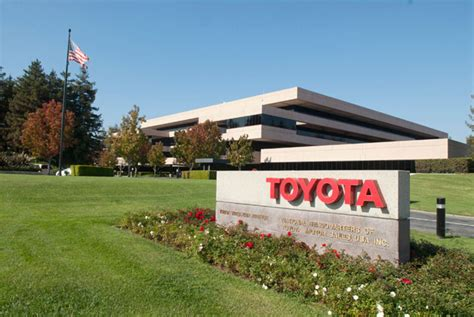 toyota corporate office the history of toyota