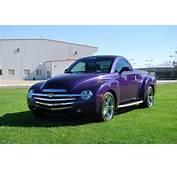 2004 Chevrolet SSR  Information And Photos MOMENTcar