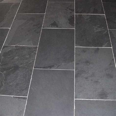 slate floor tile mountain black slate tiles consulting