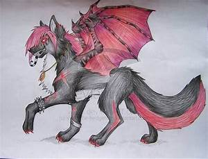 Wolf with wings | winged wolves | Pinterest