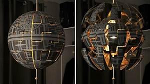 Ikea Lampe Ps : video anleitung aus ikea lampe wird todesstern m nnersache ~ Yasmunasinghe.com Haus und Dekorationen