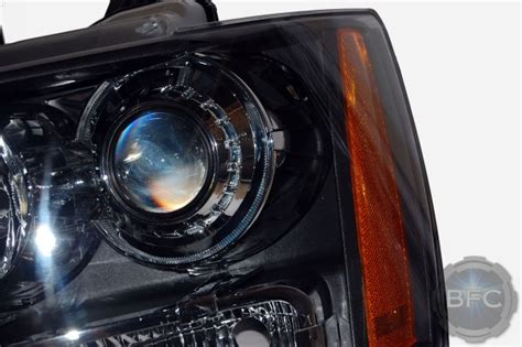 ford explorer hid projector conversion
