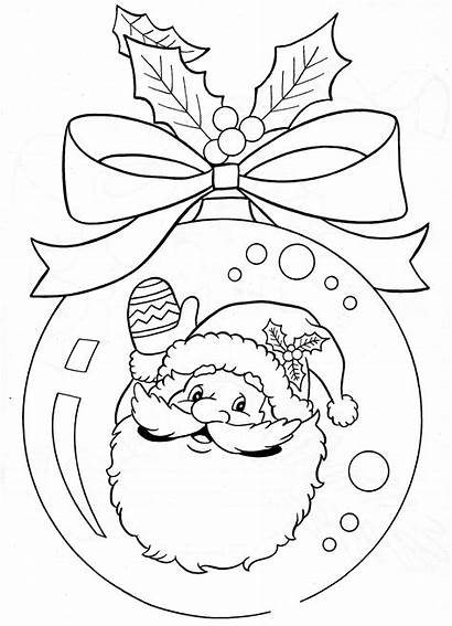 Christmas Coloring Ornament Pages Printable K5 Worksheets