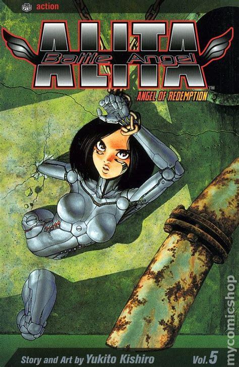 battle angel alita tpb   action edition comic books