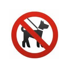 Résultat d'image pour interdit aux chiens