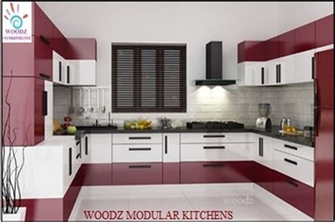 Woodz Modular Kitchen Hyderabad   Kitchen Designs and