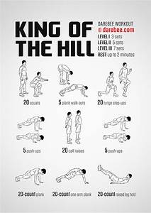 Bodyweight Workouts On The Road